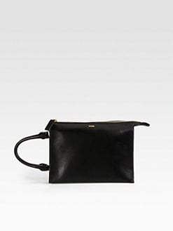 Jil Sander - Nizan Accordian Clutch