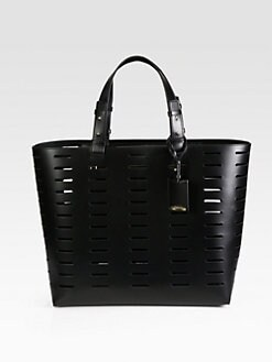 Jil Sander - Perforated Tote