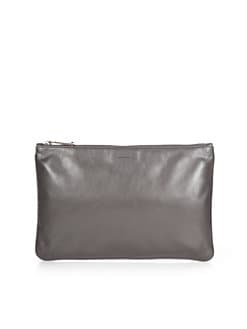 Jil Sander - Large Envelope Clutch