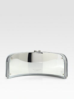 Maison Martin Margiela - Curved Mirrored Clutch