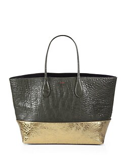 Rochas - Borsa Leather Tote