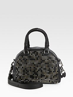 Christian Louboutin - Panettone Small Studded Bowling Bag