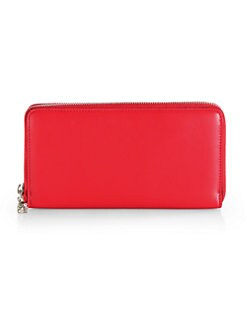 Alexander McQueen - Zip-Around Wallet