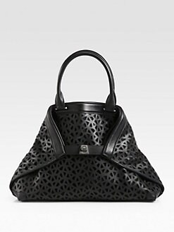 Akris - Ai Small Lasercut Bag