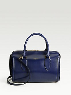 Alexander McQueen - Heroine Bowling Bag