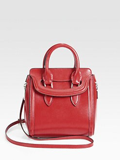 Alexander McQueen - Heroine Mini Crossbody Bag