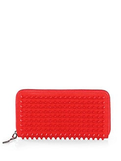 Christian Louboutin - Panettone Studded Continental Wallet