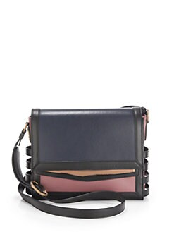 Christian Louboutin - Farida Paris Colorblock Shoulder Bag