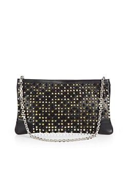 Christian Louboutin - Paris Studded Clutch