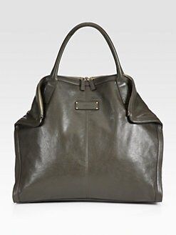 Alexander McQueen - De-Manta Top Handle Bag