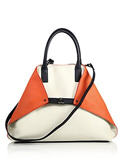 Akris - Ai Medium Top Handle Bag