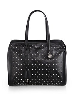 Alexander McQueen - Studded Leather Tote