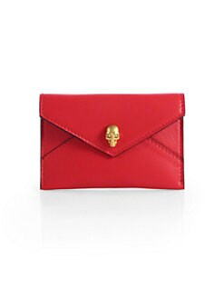 Alexander McQueen - Skull Card Holder