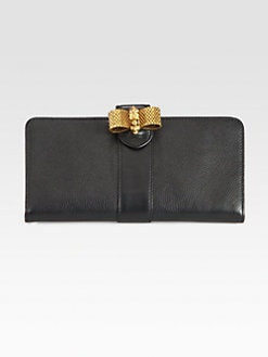 Christian Louboutin - Bow Continental Wallet