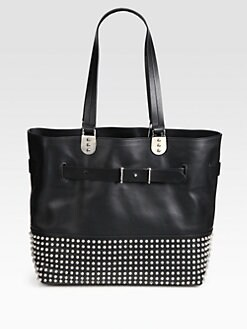 Christian Louboutin - Sybil Paris Studded Tote