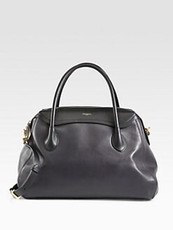 Nina Ricci - Leather Satchel