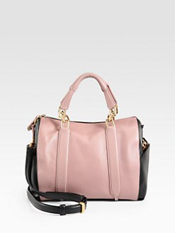 Nina Ricci - Two-Tone Satchel