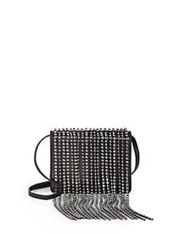 Maison Martin Margiela - Stone Fringe Shoulder Bag