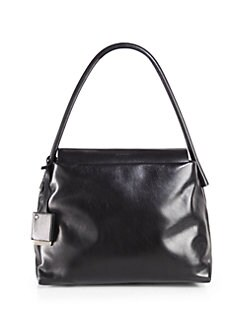 Jil Sander - Powell Leather Shoulder Bag