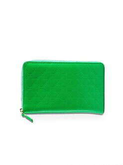 Comme des Garcons - Zip-Around Travel Wallet