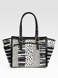 Christian Louboutin - Farida Snakeskin Bowler Bag