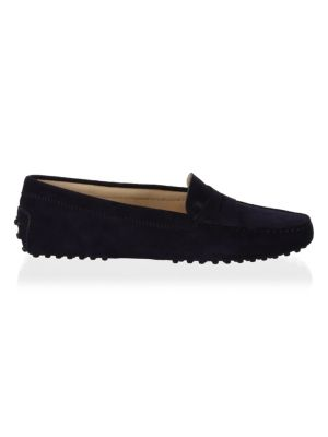 Women's Gommini Suede Drivers
