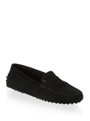 Gommini Suede Drivers