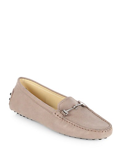 Leather Gommini Moccasin Drivers