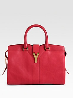 Saint Laurent - Saint Laurent Y Line Classique Top Handle Bag