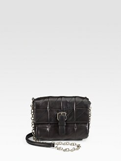 Yves Saint Laurent - YSL Mini Leather Flap Bag