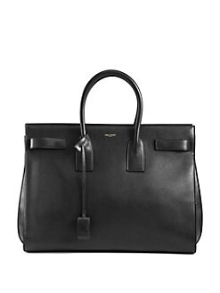 Saint Laurent - Saint Laurent Sac De Jour Top Handle Bag