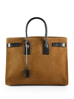 Saint Laurent - Saint Laurent Sac De Jour Carryall Bag