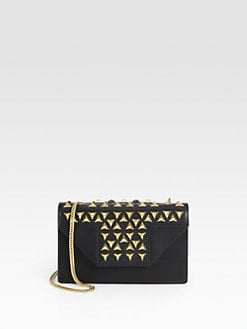 Saint Laurent - Saint Laurent Betty 1 Mini Chain Shoulder Bag