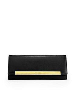Saint Laurent - Saint Laurent Lutetia Flap Clutch