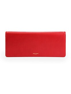 Saint Laurent - Saint Laurent Marquage Leather Document Case