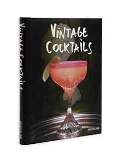 Assouline - Vintage Cocktails