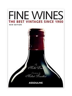 Assouline - Fine Wines