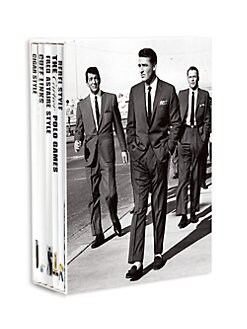 Assouline - Slipcase Men, Set of 5 Memoirs