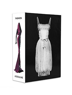 Assouline - Slipcase Fashion, Set of 5 Memoirs