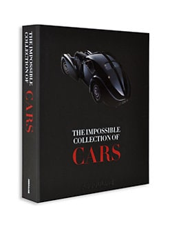 Assouline - Impossible Collection of Cars