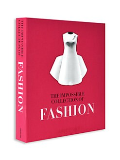 Assouline - Impossible Collection of Fashion