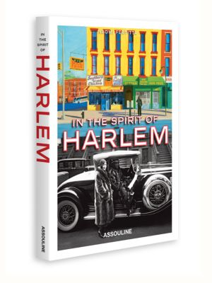 In the Spirit of Harlem Hardcover Book
