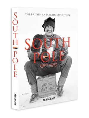 South Pole: The British Antarctic Expedition Book