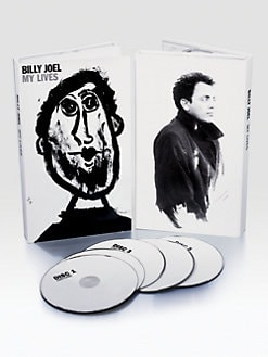 Sony Music - Billy Joel: My Lives Box Set