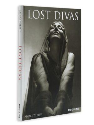 Lost Divas Book 0413812995462