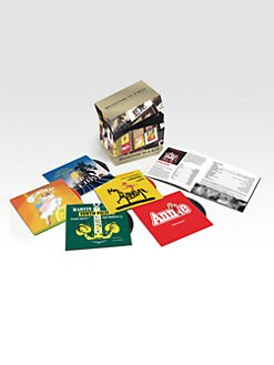 Sony Music - Broadway In A Box: The Essential Broadway Musicals Collection