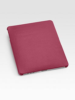 Maison Takuya - Hard Leather Case for iPad