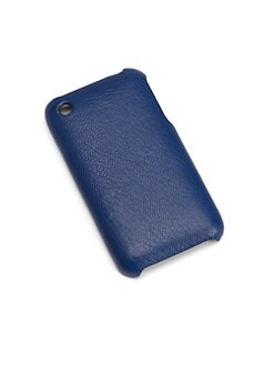 Maison Takuya - Hard Leather Case for iPhone/3G