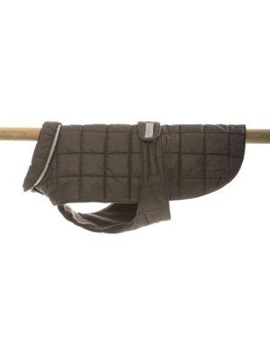 Adjustable Quilted Dog Coat