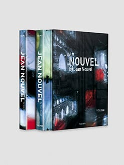 Taschen - Jean Nouvel by Jean Nouvel, Complete Works 1970-2008